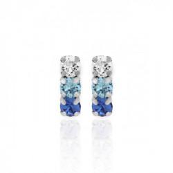 Silver Earrings Celine minis