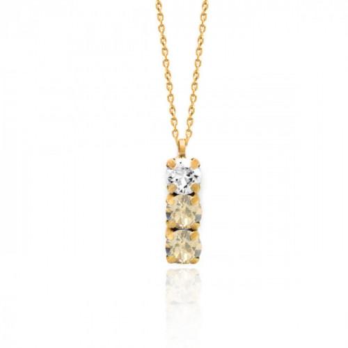 Collar Celine minis oro
