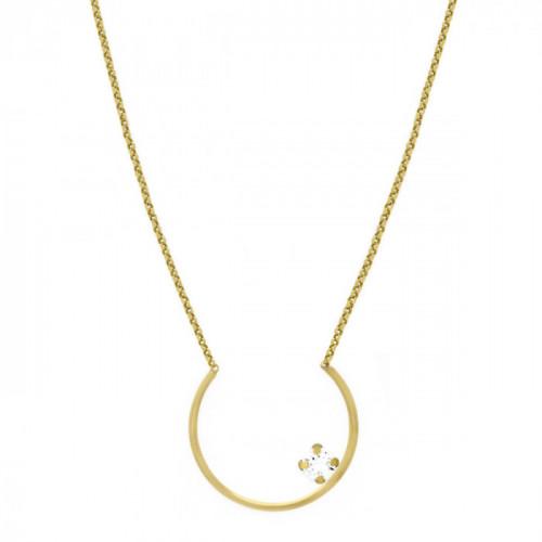 Collar Layered oro