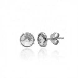 Silver Earrings Basic XS