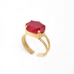 Gold Ring Celine