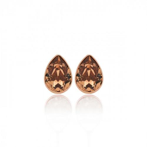 Pink Gold Earrings Essential