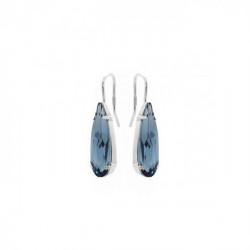 Silver Earrings Celine drop S