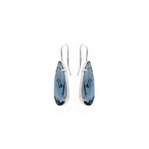 Silver Earrings Celine drop S