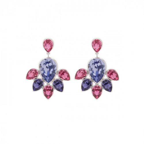 Silver Earrings Luxury