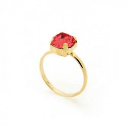 Celine light siam ring in gold