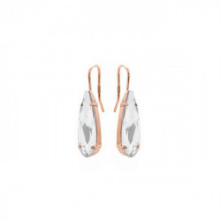 Pink Gold Earrings Celine drop S