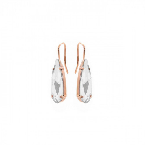 Pink Gold Earrings Celine drop S