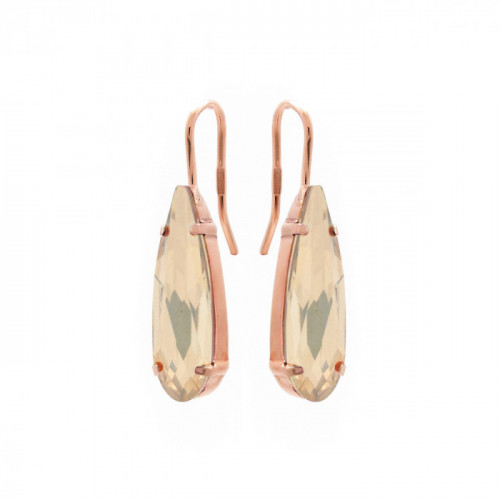 Gold Earrings Celine drop S