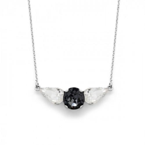 Silver Necklace Celine VC