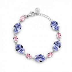 Silver Bracelet Celine oval L