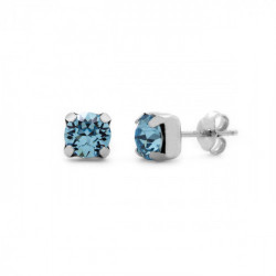 Silver Earrings Celine Basic