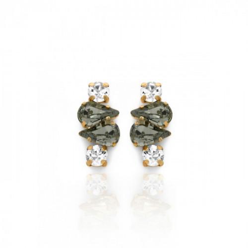 Gold Earrings Celine Beatriz