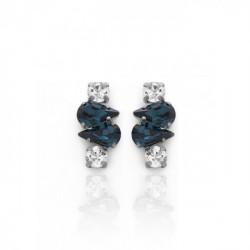 Silver Earrings Celine Beatriz