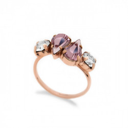Pink Gold Ring Celine Beatriz