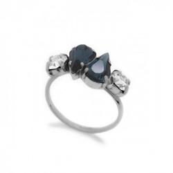 Silver Ring Celine Beatriz