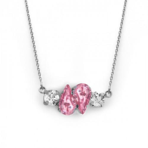Silver Necklace Celine Beatriz