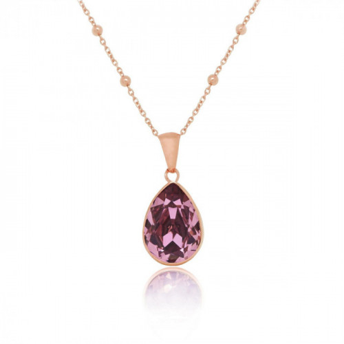 Pink Gold Necklace Essential M
