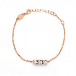 Pink Gold Bracelet Celine minis