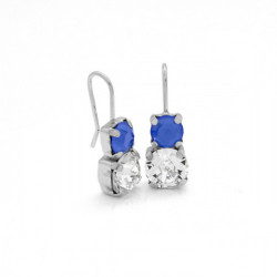 Silver Earrings You and I