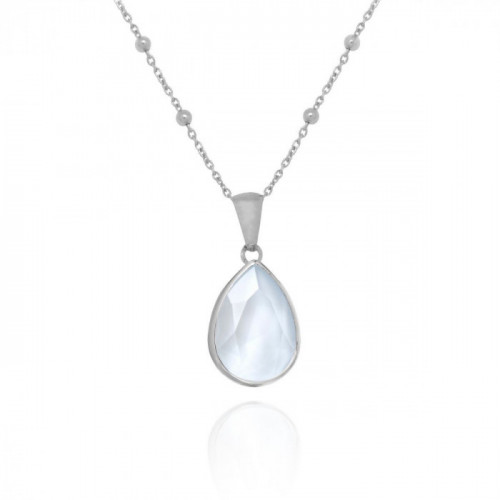 Silver Necklace Essential M