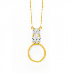 Gold Necklace Ema