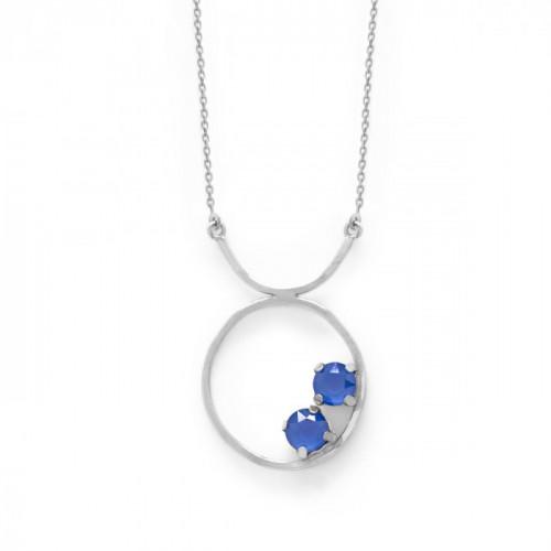 Silver Necklace ÄITI
