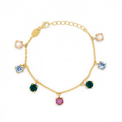 Gold Bracelet Agatti