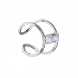 Silver Ring Selene