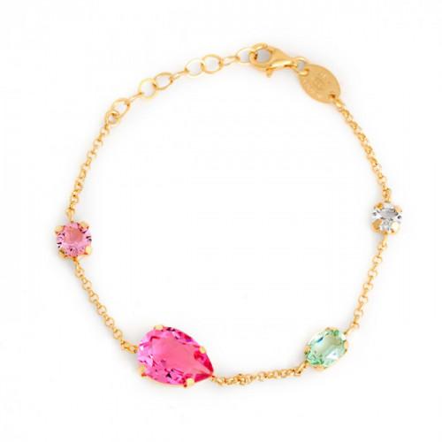 Gold Bracelet Fiora
