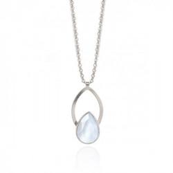Silver Necklace Carmen