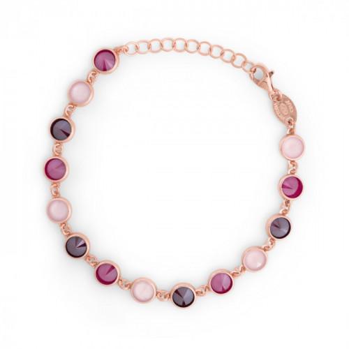 Pink Gold Bracelet Carmen