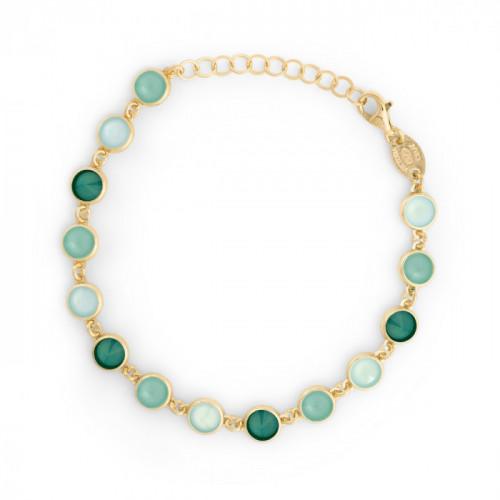 Gold Bracelet Carmen