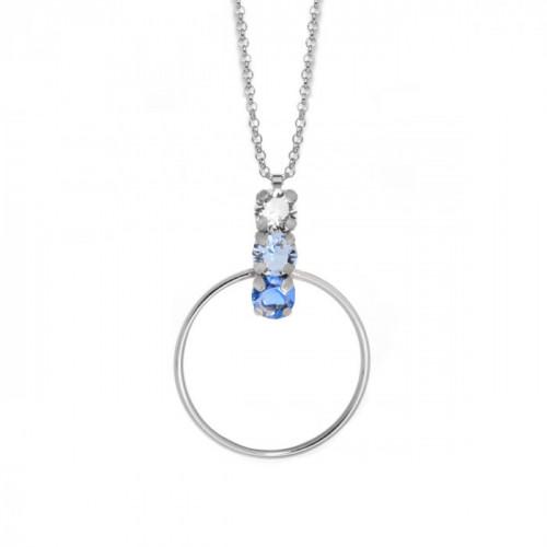 Silver Necklace Elise