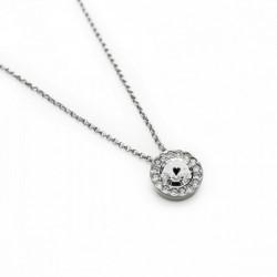 Silver Necklace Premium