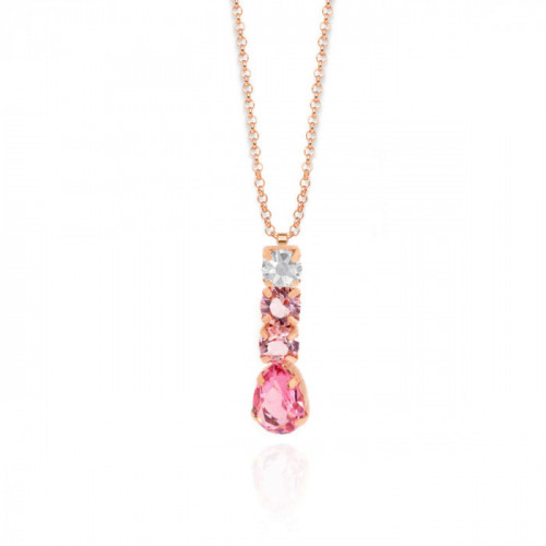 Rose Gold Louis Pendant Rose