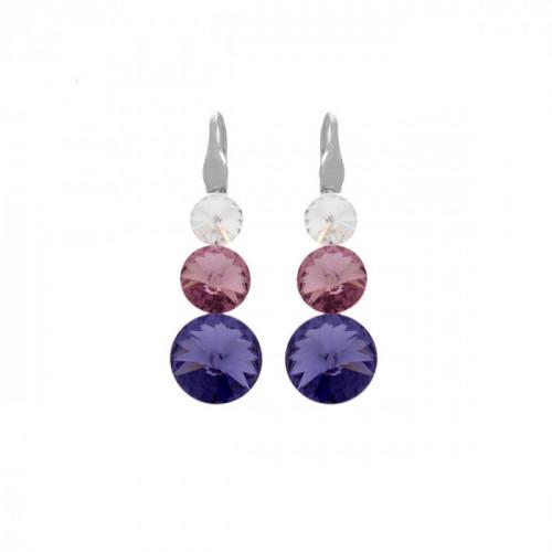 Silver Earrings Combination