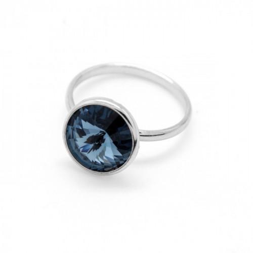 Silver Ring Basic M