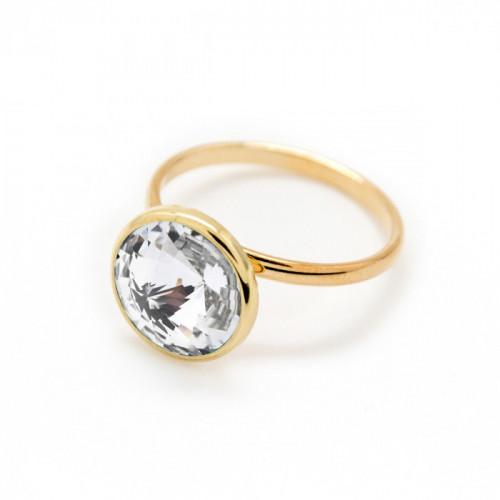 Gold Ring Basic M