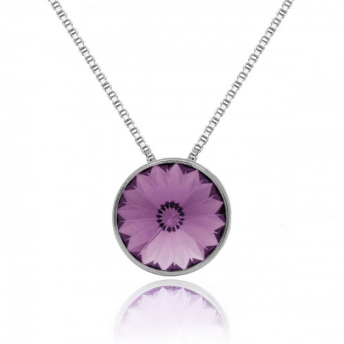 Silver Necklace Basic M