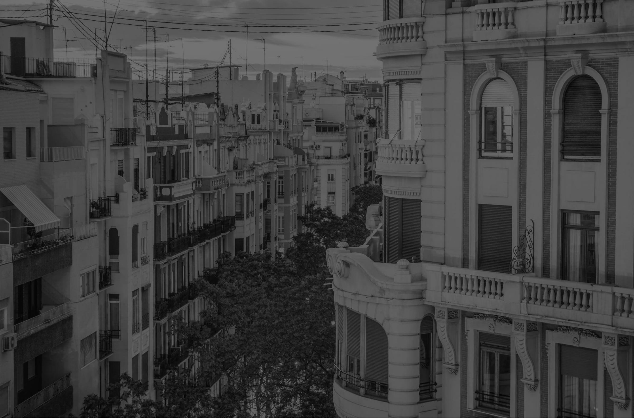 Valencia general view